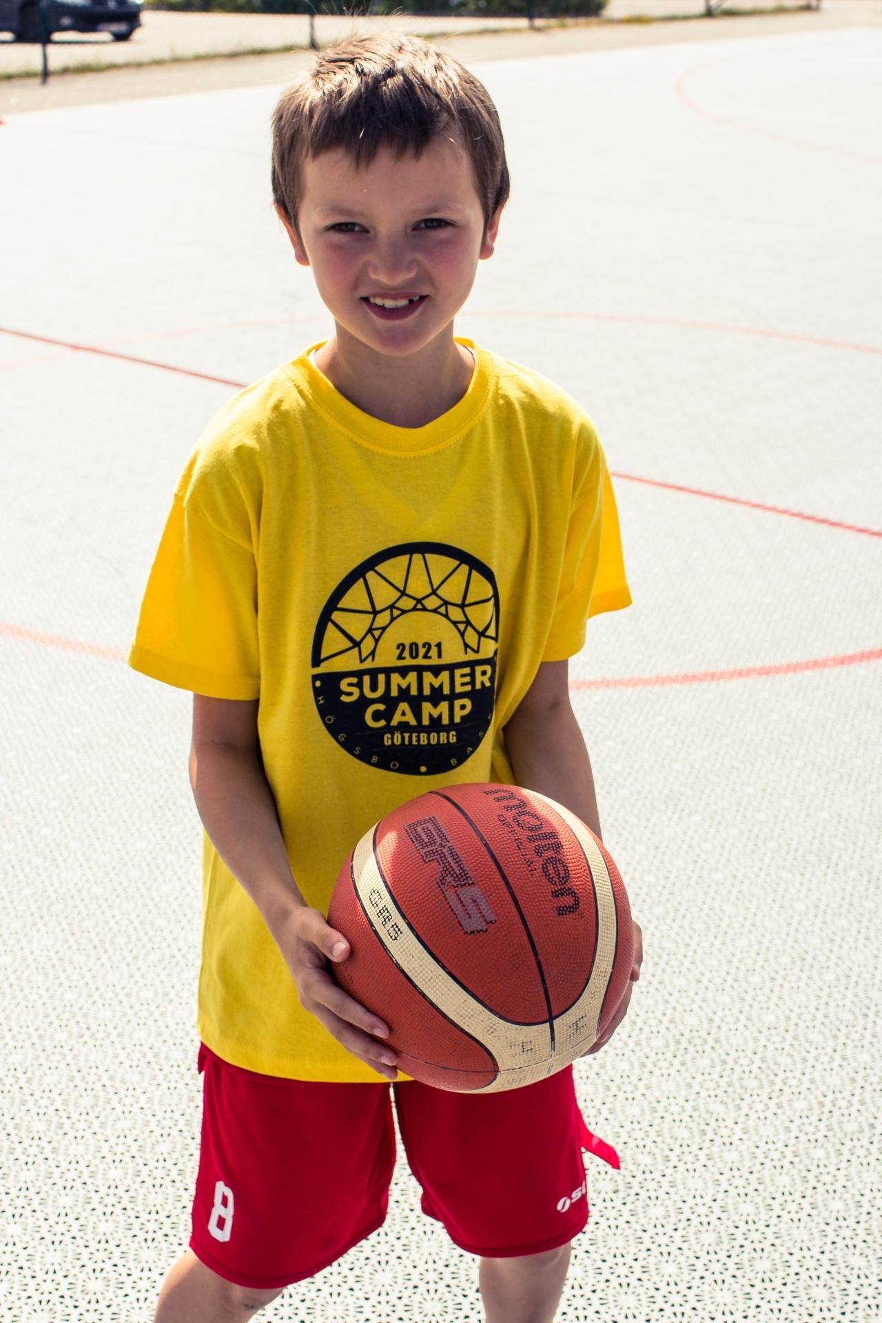 Högsbo Basket Summer Camp är i fullgång!